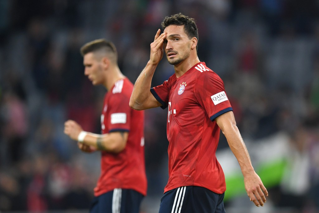 Mats Hummels needs to produce better performances. (Photo by Matthias Hangst/Bongarts/Getty Images)