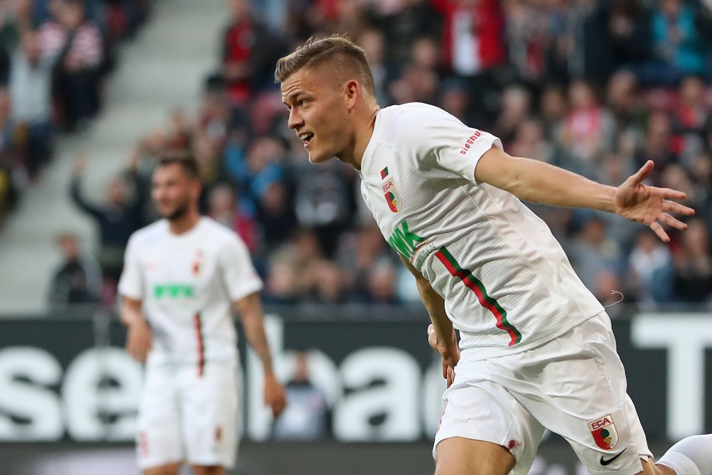 Can Finnbogason maintain his excellent start to the season? (Photo by Christian Kaspar-Bartke/Bongarts/Getty Images)