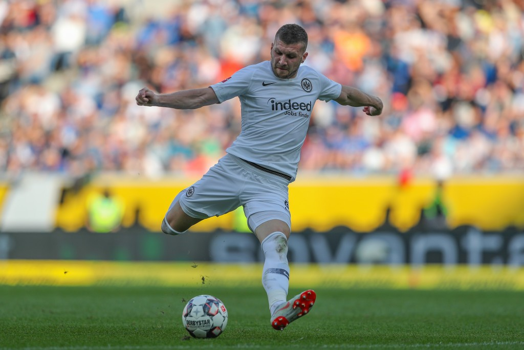 Rebic's return has been a boon for Eintracht. (Photo by Christian Kaspar-Bartke/Bongarts/Getty Images)
