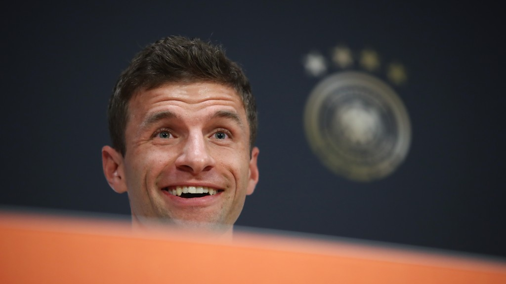 Can Muller restore the smiles in the German camp? (Photo by Alex Grimm/Bongarts/Getty Images)