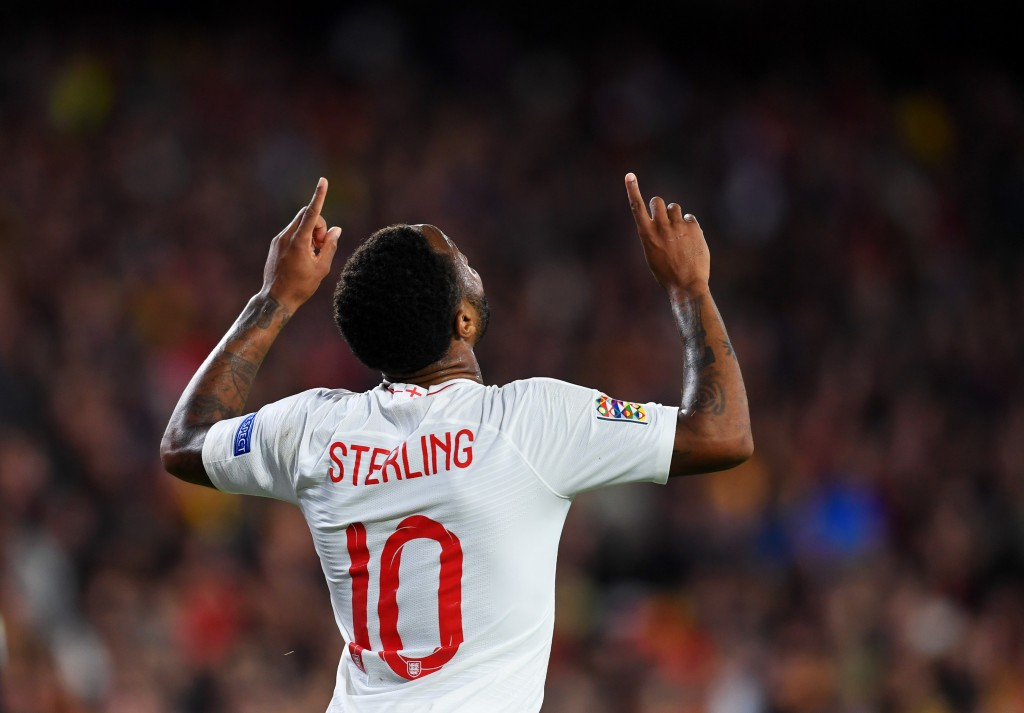 Will Raheem Sterling rise to the occasions yet again for England? (Photo by Michael Regan/Getty Images)
