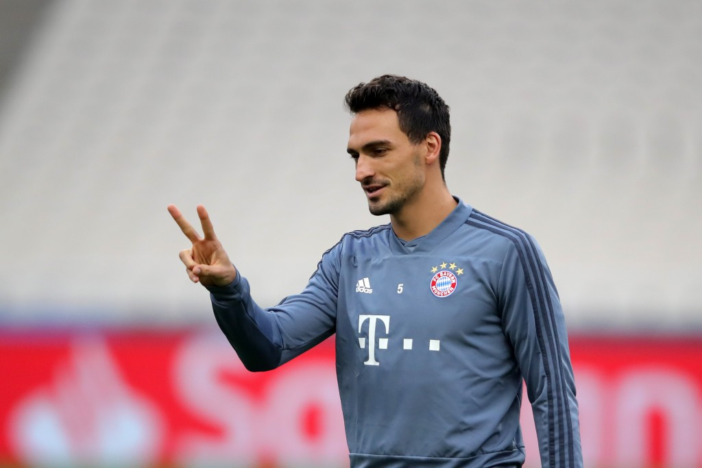 Hummels will be key to the Bayern backline. (Photo by Alexander Hassenstein/Bongarts/Getty Images)