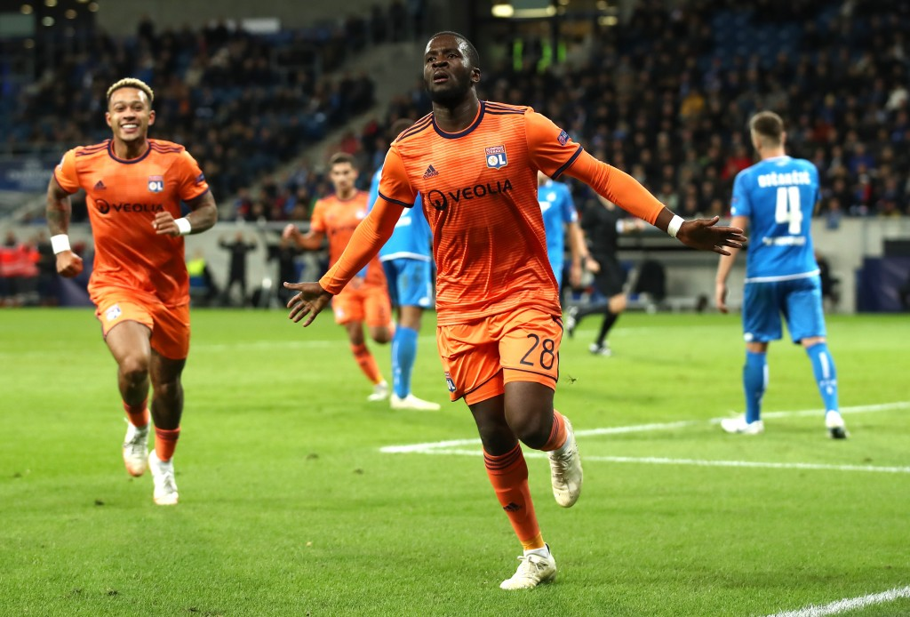 Ndombele the newest name on the Premier League agenda. (Picture Courtesy - AFP/Getty Images)