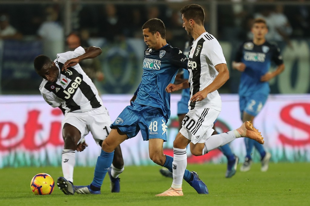 Matuidi and Bentancur looked fatigued (Photo by Gabriele Maltinti/Getty Images)