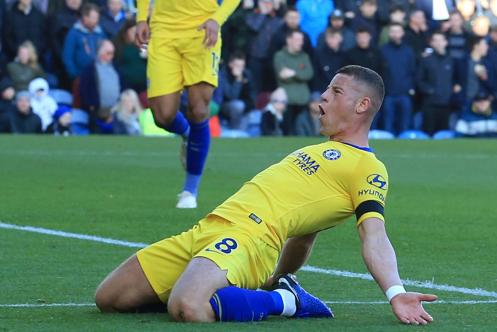 A masterclass from Barkley (Photo by LINDSEY PARNABY/AFP/Getty Images)