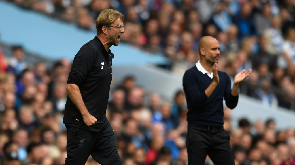 Tuchel tends to harness some of the best qualities of both Jurgen Klopp and Pep Guardiola. (Photo by Stu Forster/Getty Images)