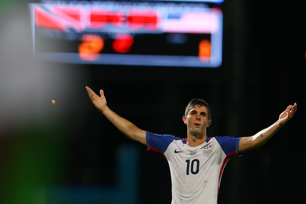Pulisic's absence wil be a huge blow for the USMNT. (Photo by Ashley Allen/Getty Images)