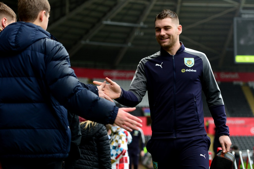 Can Vokes step up in the absence of Bale and Ramsey? (Photo by Harry Trump/Getty Images)