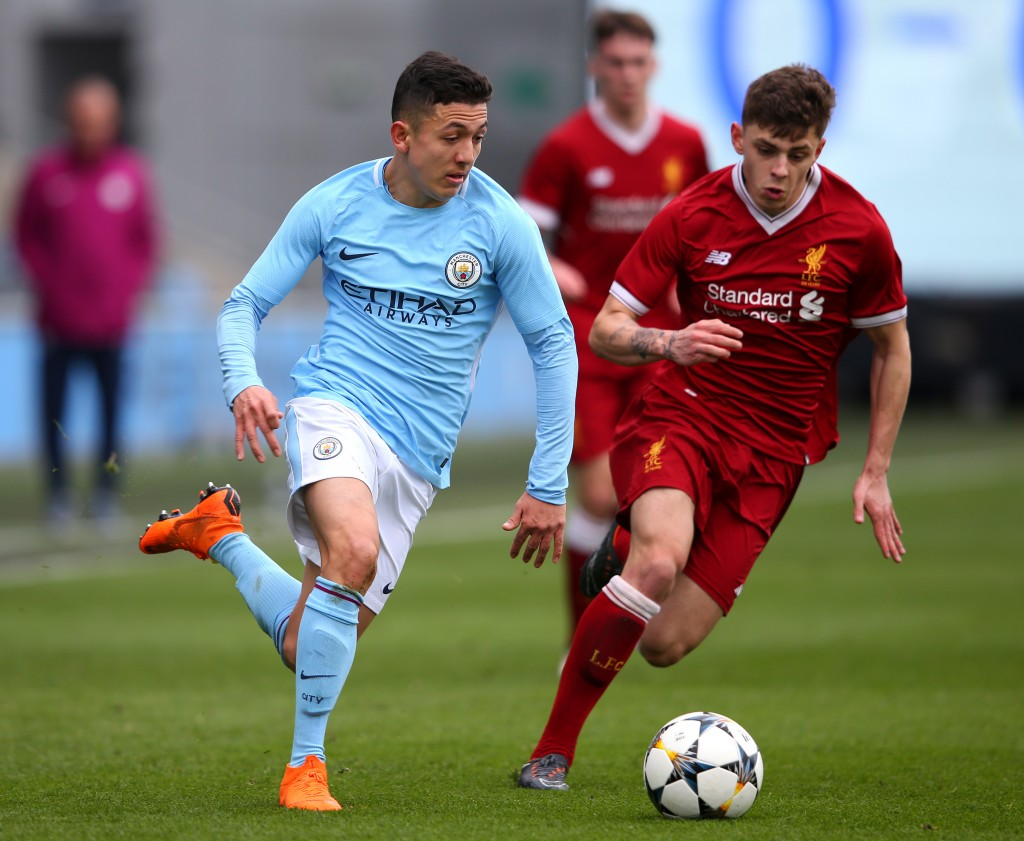 Adam Lewis (L) set to be pushed to Liverpool first-team