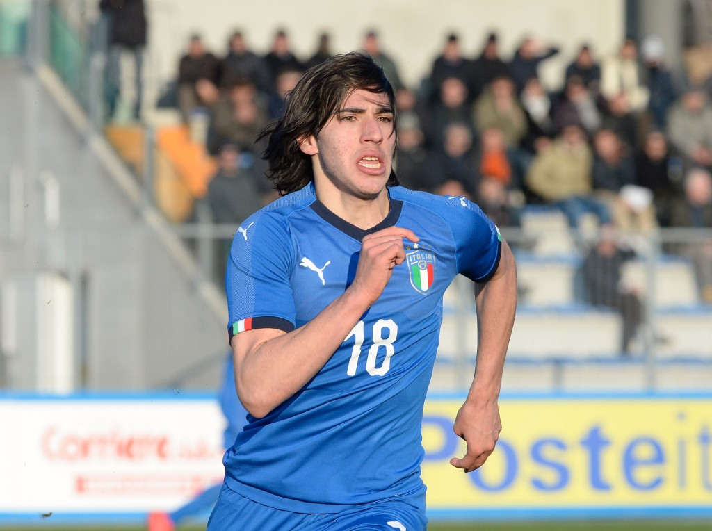 The next Andrea Pirlo? (Photo by Dino Panato/Getty Images)