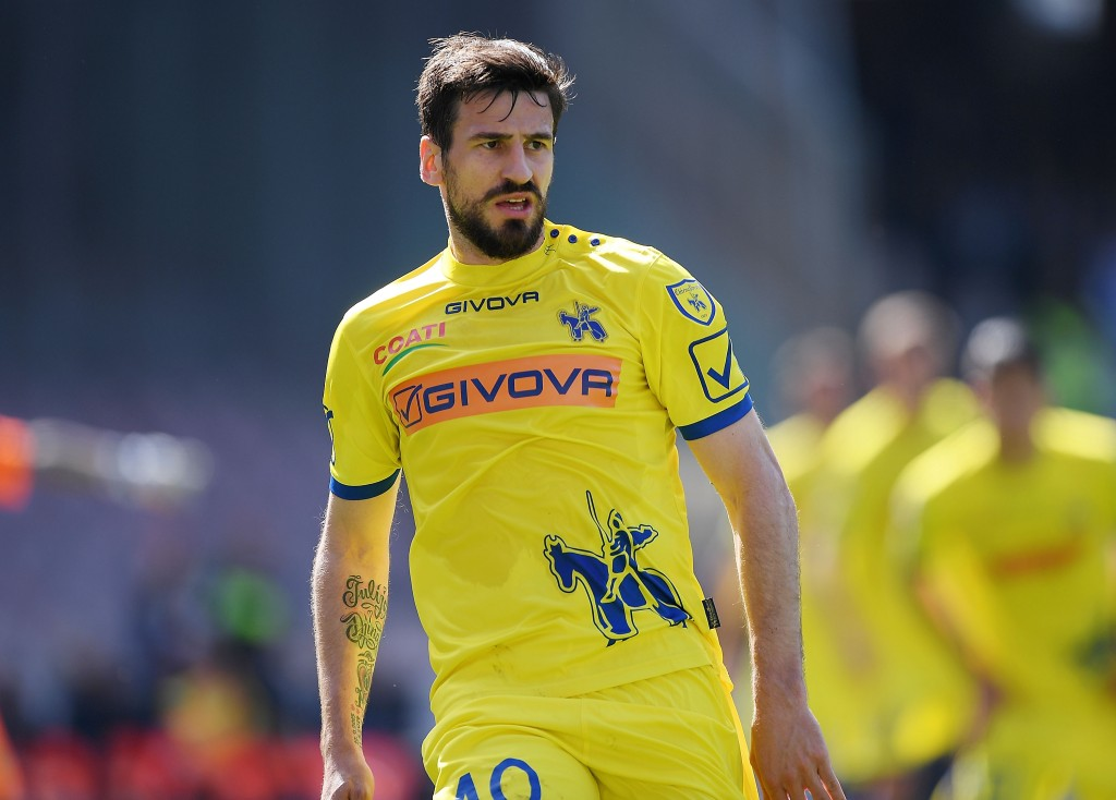 Tomovic's absence will be a huge blow for the visitors. (Photo by Francesco Pecoraro/Getty Images)