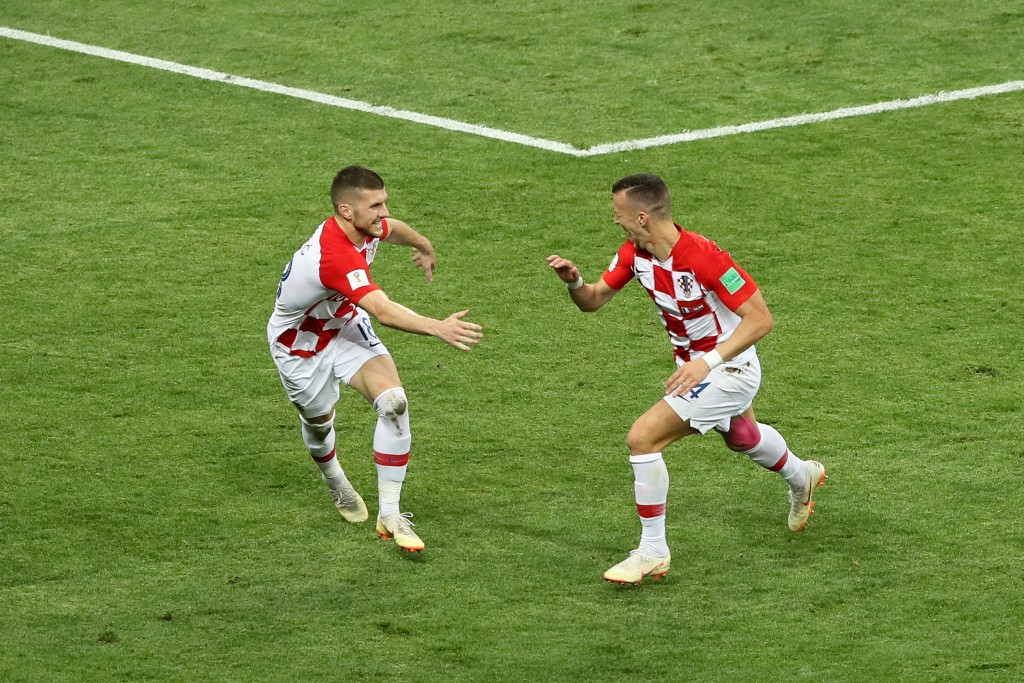 Will one of the star Croatian duo end up wearing the red of Manchester United? (Photo by Kevin C. Cox/Getty Images)
