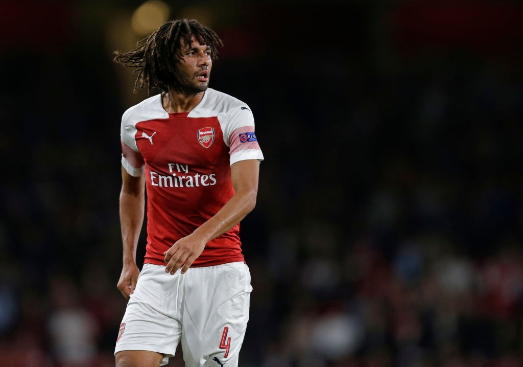 Mohamed Elneny's sale could make way for Pablo Fornals arrival at Arsenal. (Photo by Henry Browne/Getty Images)