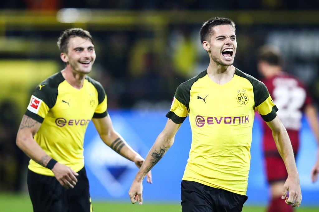 Julian Weigl's situation has attracted Arsenal's interest in the midfidler. (Photo by Maja Hitij/Bongarts/Getty Images)