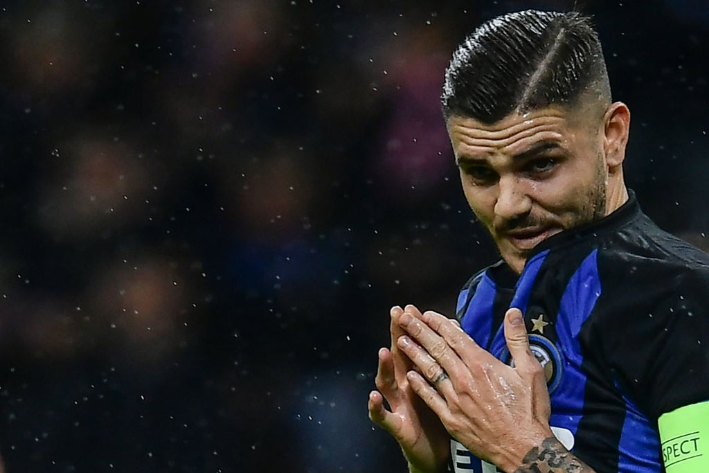 Mauro Icardi will be the danger man against Tottenham as he looks to add further to his already impressive tally this season. (Photo courtesy: AFP/Getty)
