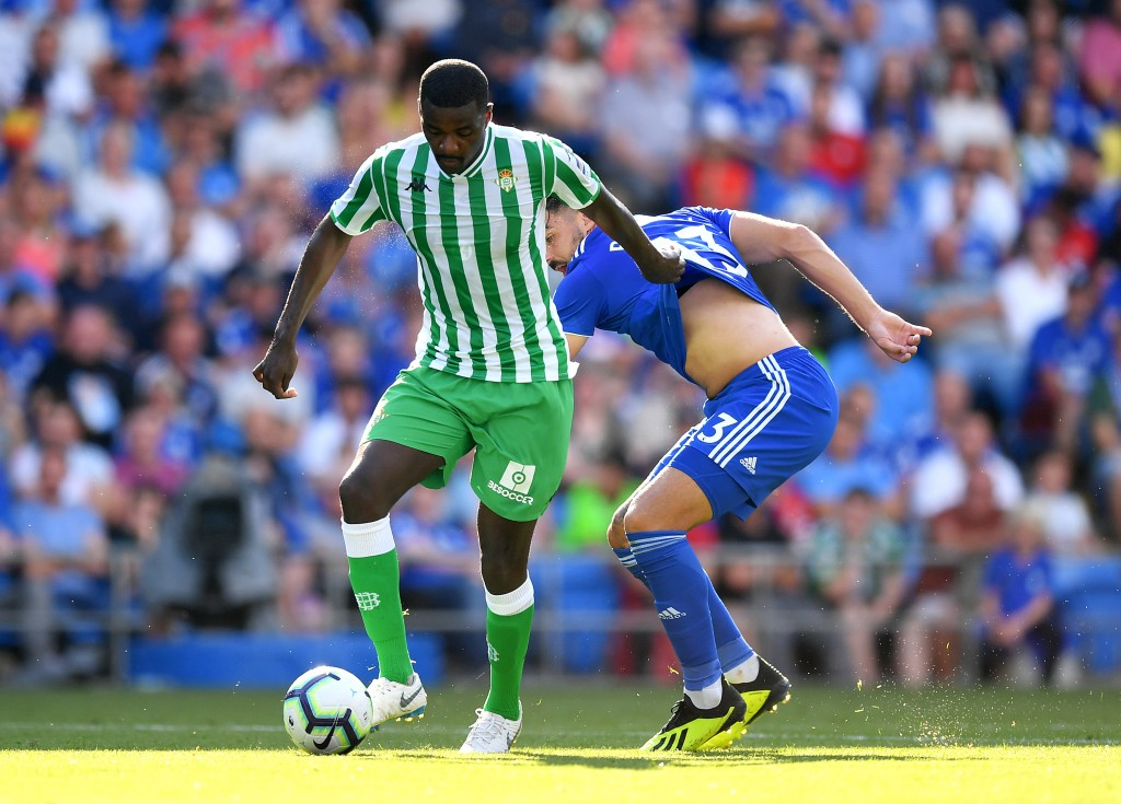 William Carvalho has been affected positively by Setien's magic touch. (Photo by Dan Mullan/Getty Images)