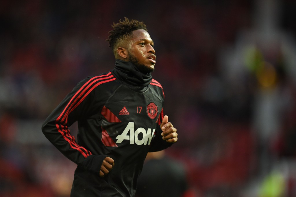 At his best, Fred can ensure flowing moves in the Manchester United midfield. (Photo by Oli Scarff/AFP/Getty Images)