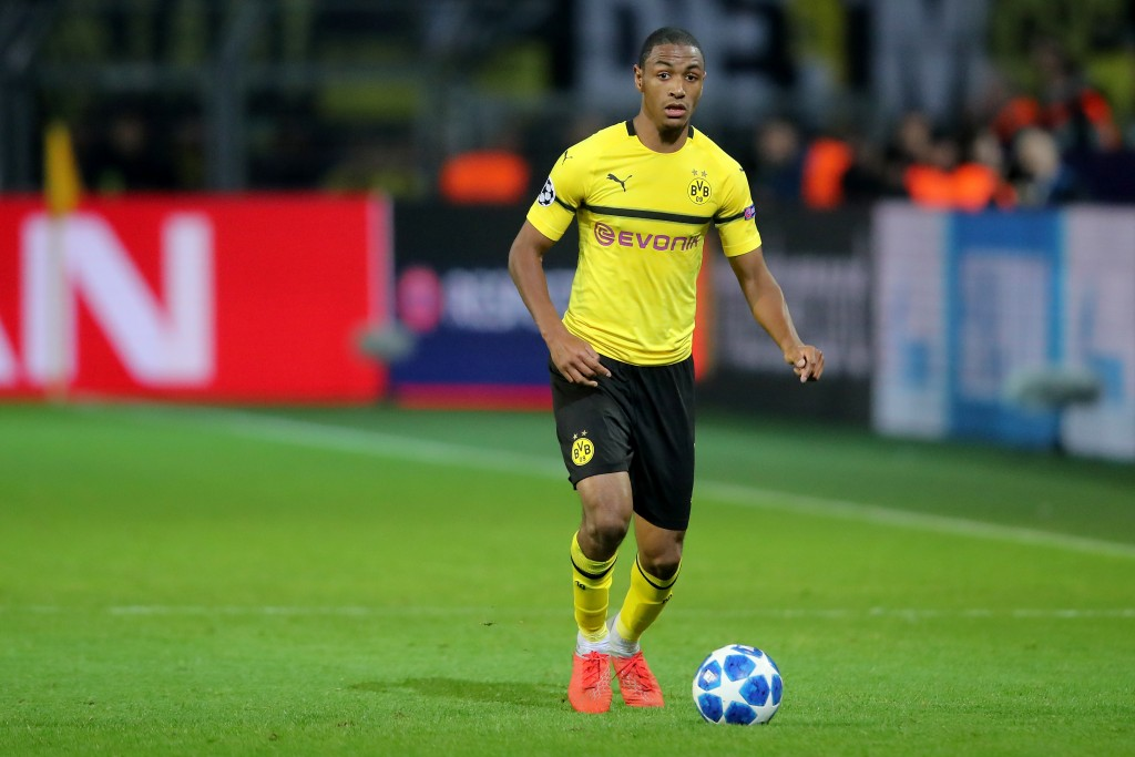The absence of Diallo could be a huge blow for Dortmund. (Photo by Christof Koepsel/Bongarts/Getty Images)