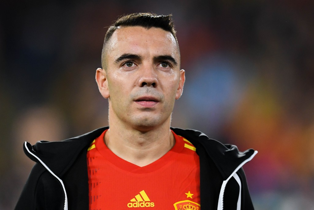 Iago Aspas could be key as Celta look to pull off an upset. (Photo by David Ramos/Getty Images)