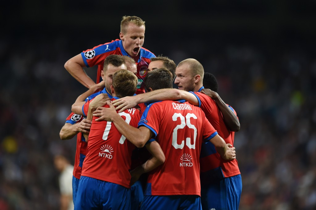 Viktoria Plzen are coming into the game on the back of a close win this weekend. (Photo by Denis Doyle/Getty Images)