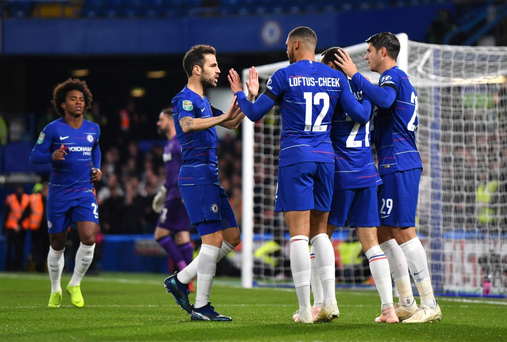 Good team mechanics but Morata is failing to deliver goals. (Picture Courtesy - AFP/Getty Images)