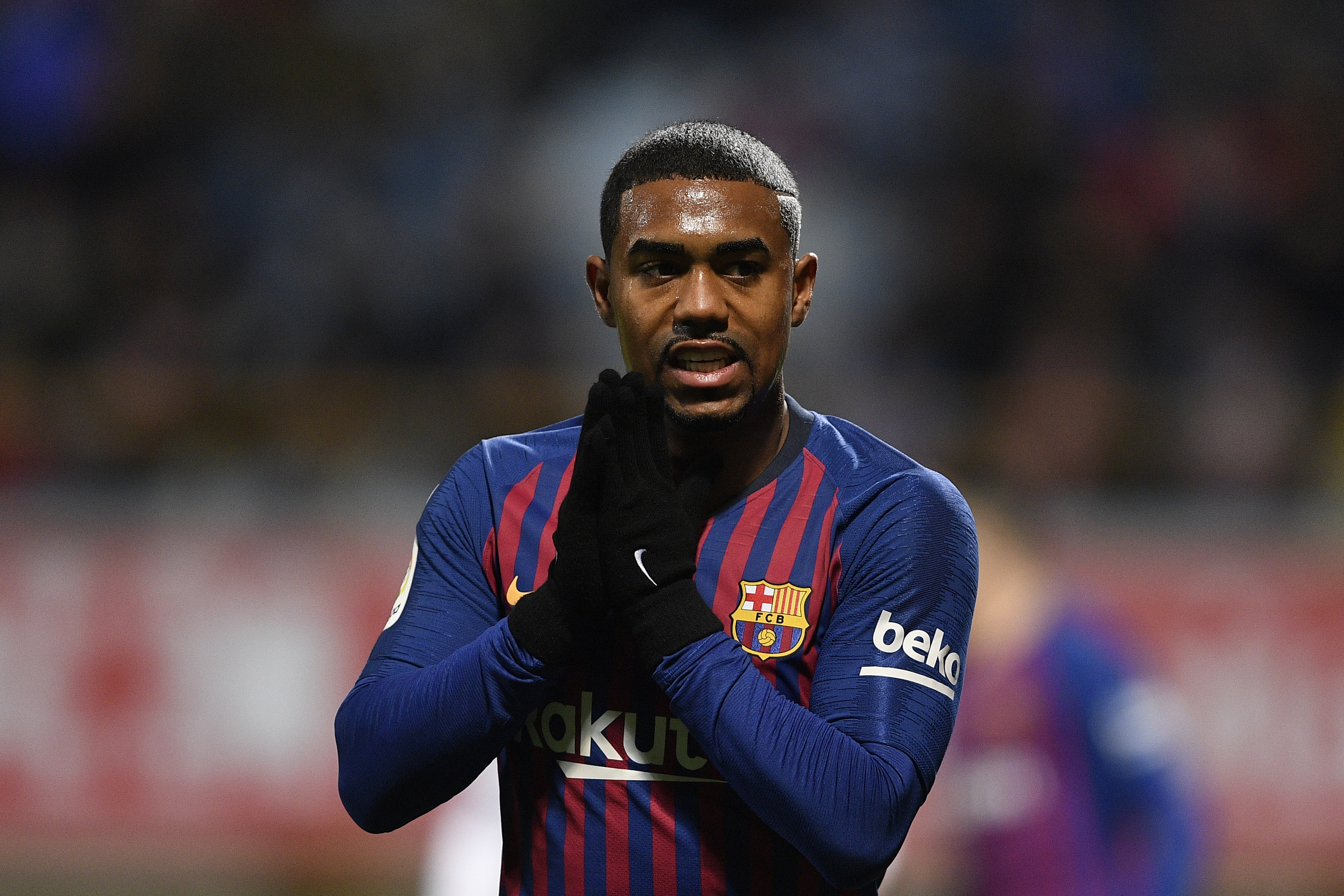 Malcom could move to the Premier League after a lack of game time at Barcelona. (Photo courtesy: AFP/Getty)