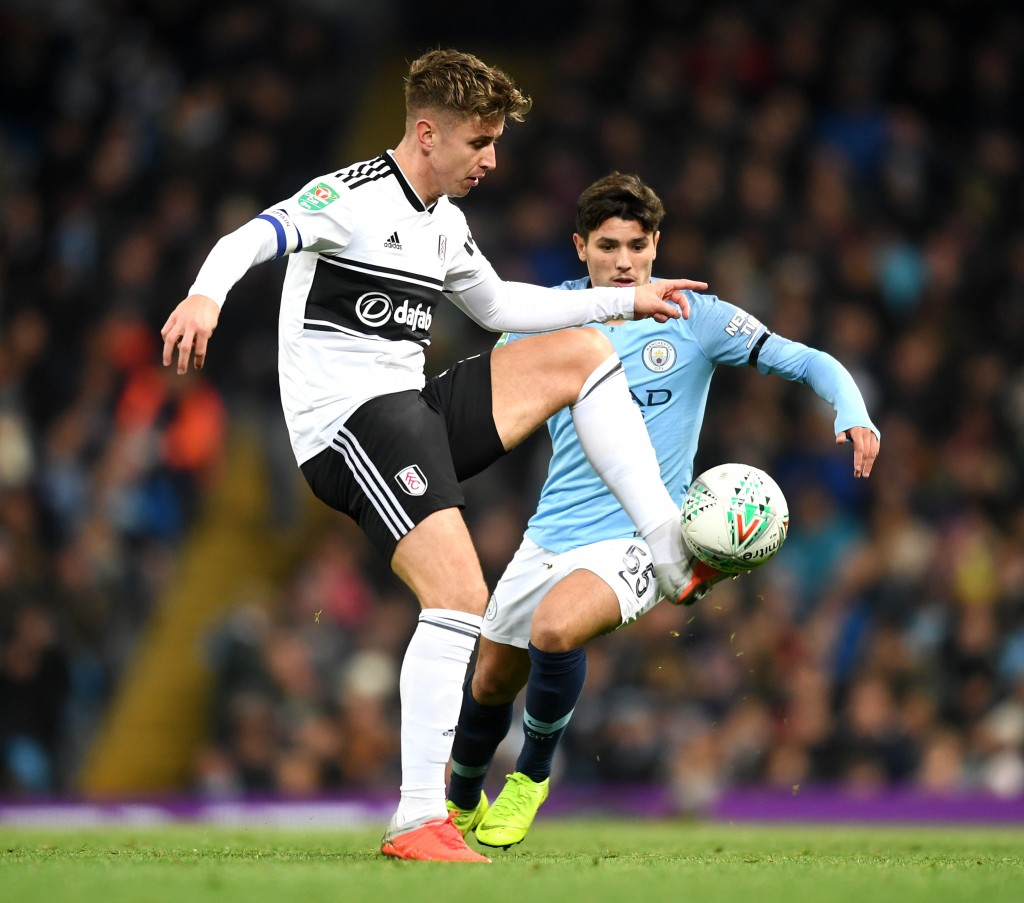 Cairney needs to be the inspiration. (Picture Courtesy - AFP/Getty Images)