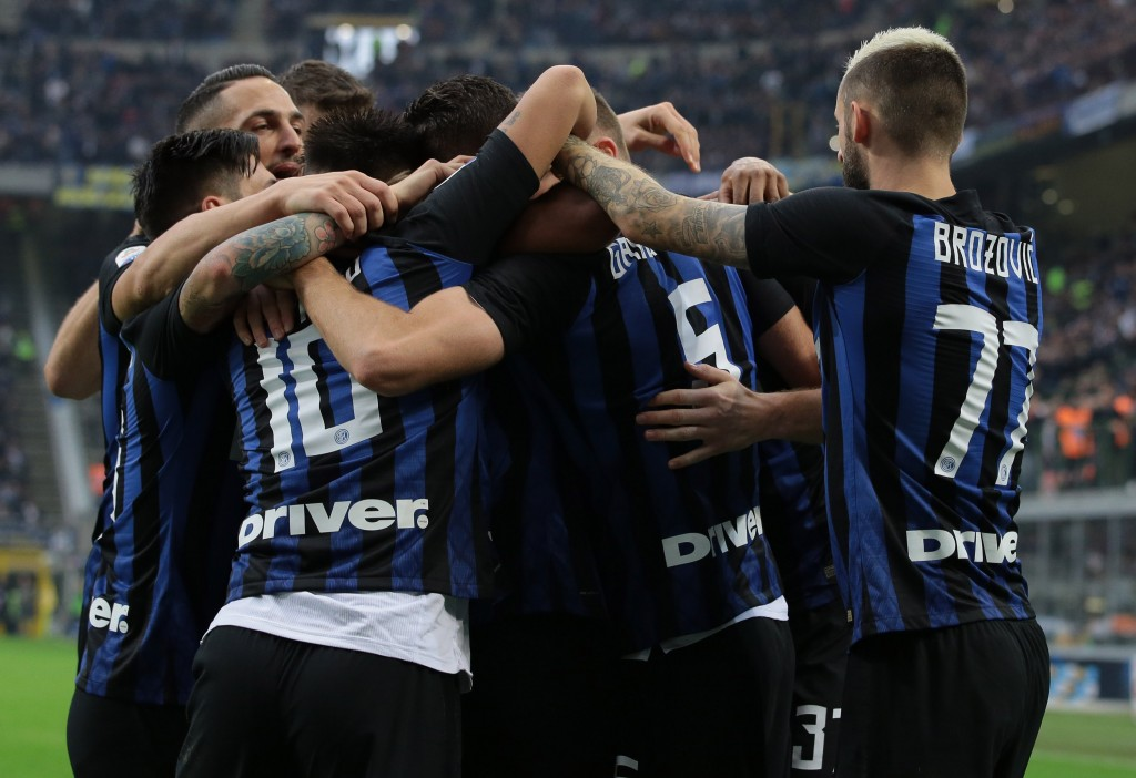 Inter Milan have been in rampaging form. (Photo by Emilio Andreoli/Getty Images)