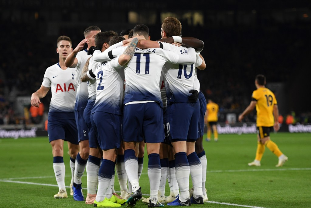 Tottenham will hope to build on their win this past weekend. (Photo by Ross Kinnaird/Getty Images)