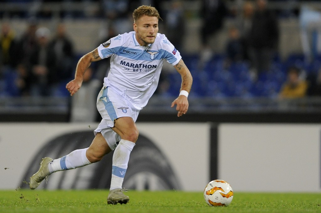 Ciro Immobile will play a key role this weekend. (Photo by Marco Rosi/Getty Images)