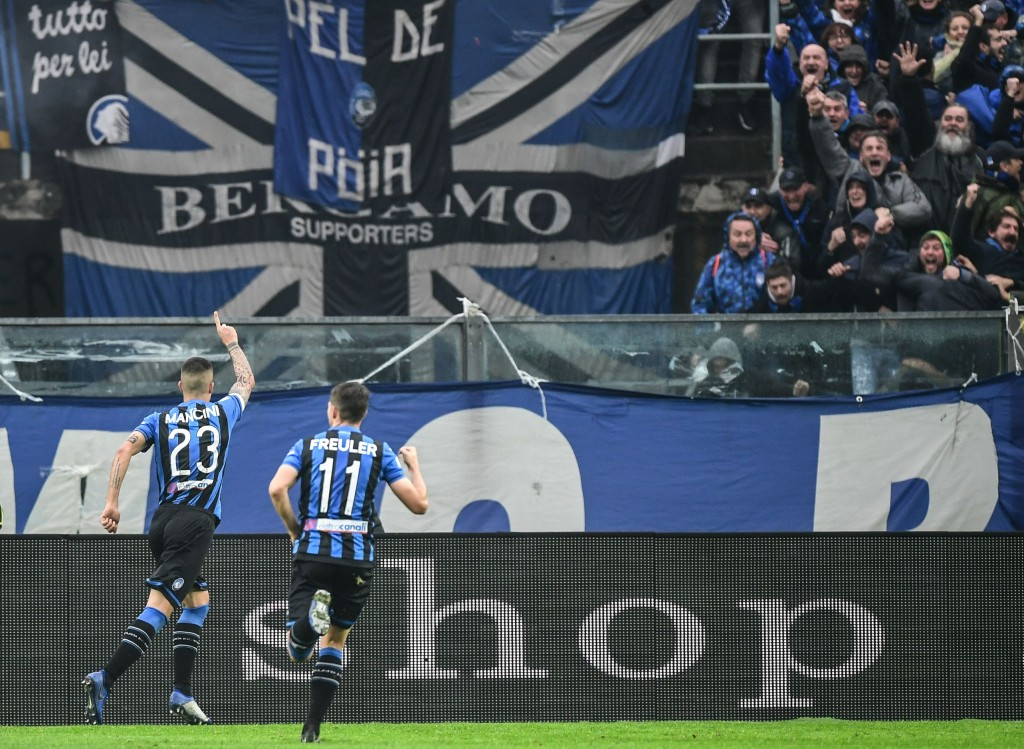 The rise of a household name in Italian football. (Picture Courtesy - AFP/Getty Images)