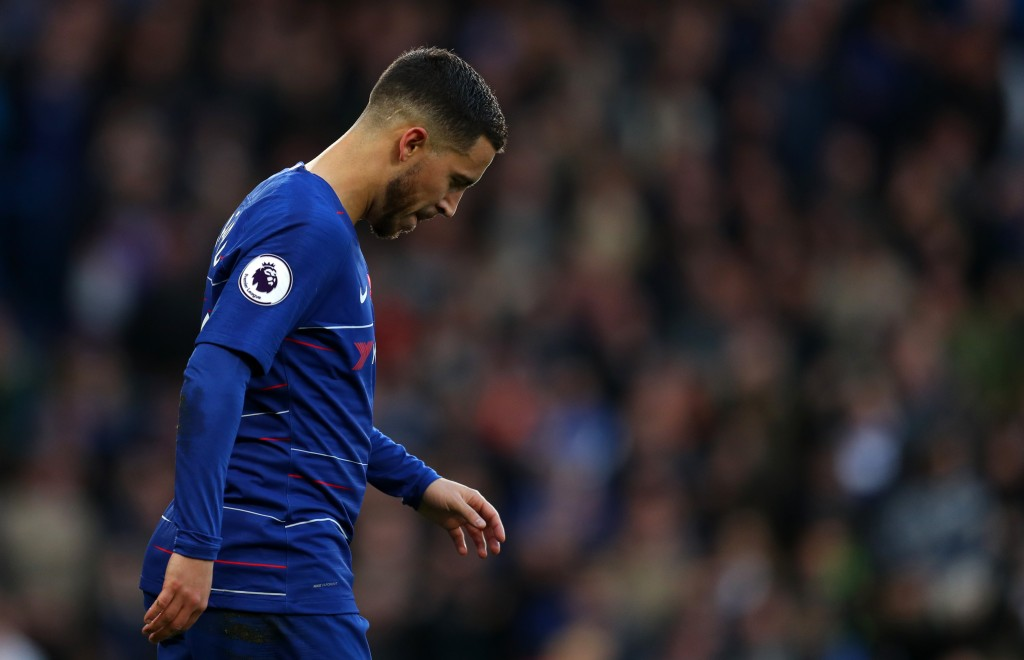 An incoming hazard for Chelsea? (Picture Courtesy - AFP/Getty Images)
