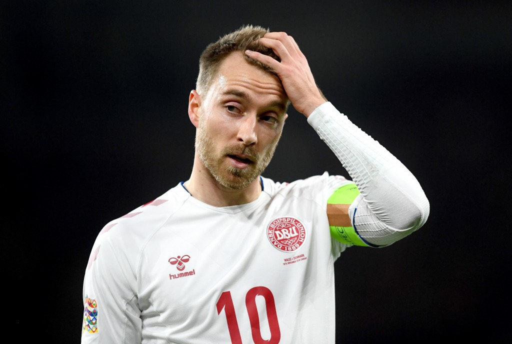 Christian Eriksen will hold the key for Denmark (Photo by Harry Trump/Getty Images)