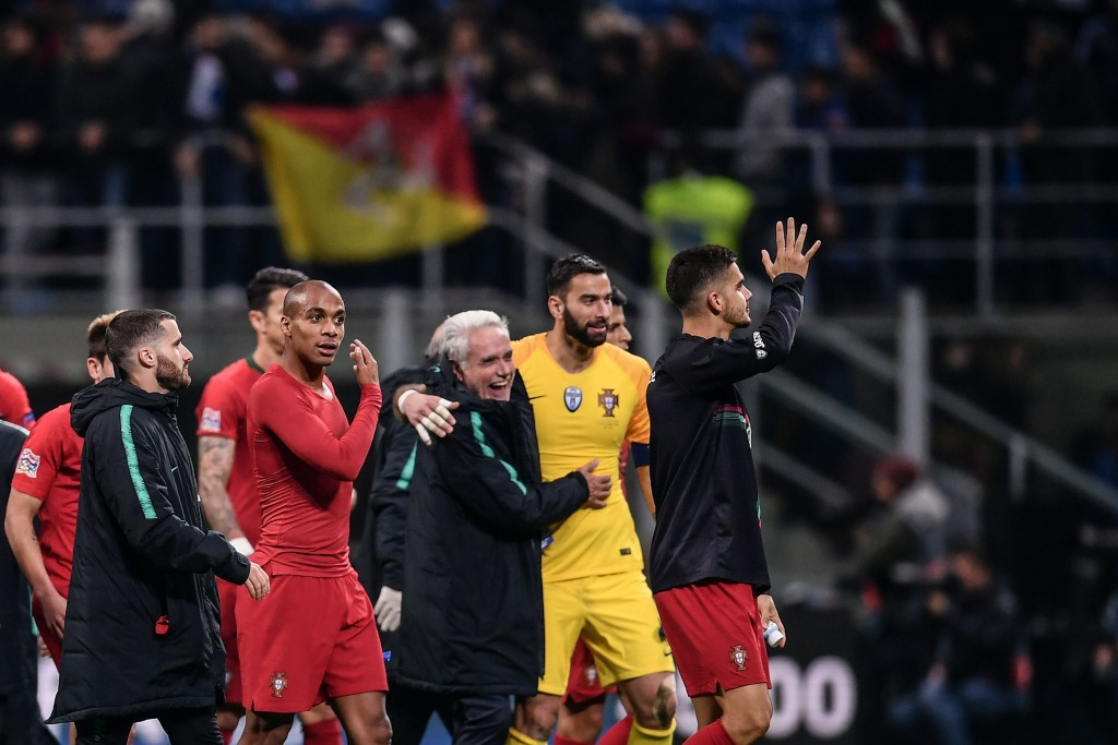 Portugal completed their progress to the UEFA Nations League final last time out against Italy. (Photo by Marco Bertorello/AFP/Getty Images)