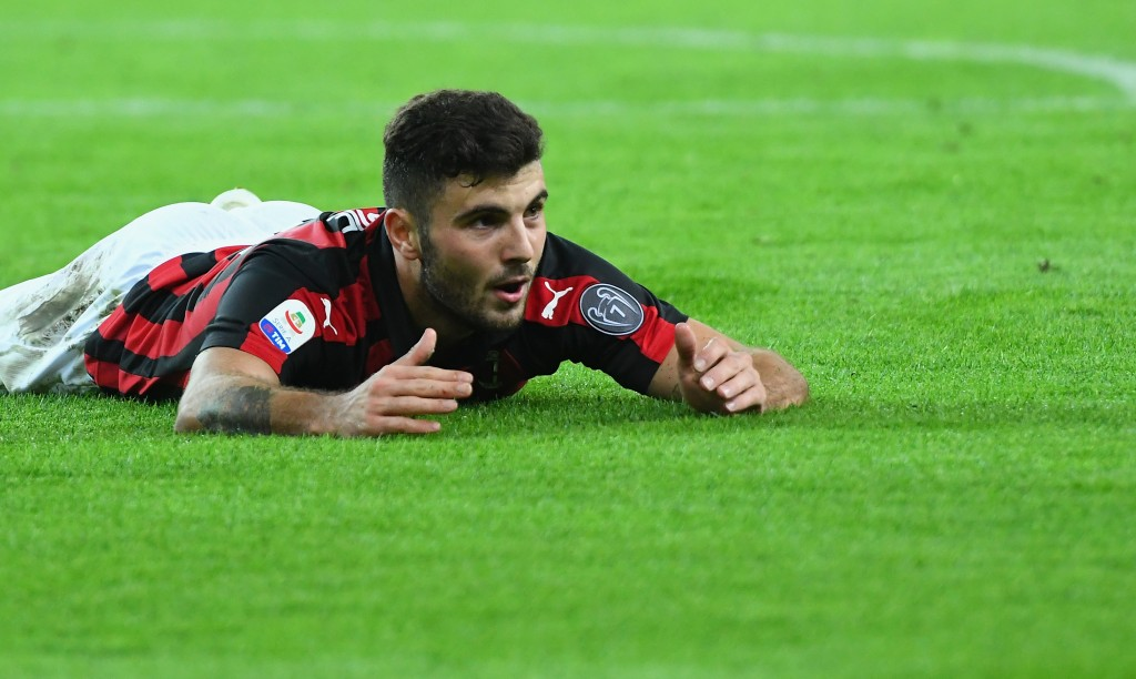 Will Cutrone step up in the absence of Higuain? (Photo by Alessandro Sabattini/Getty Images)