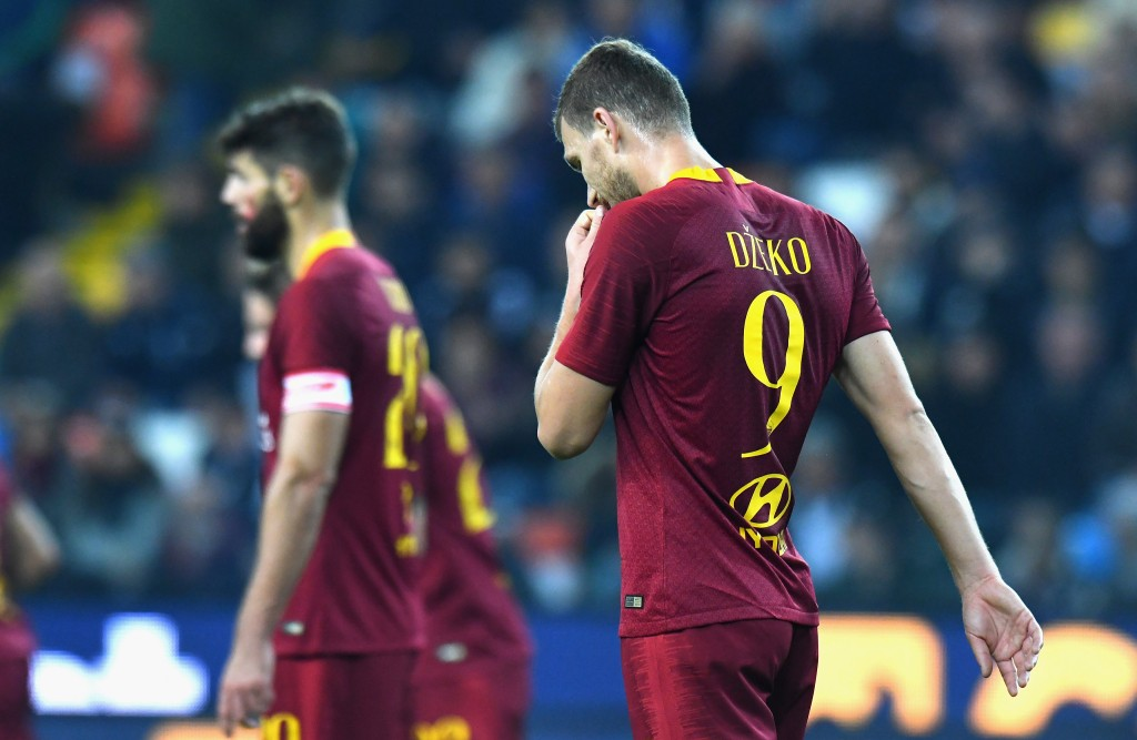 It's back to the drawing board for AS Roma. (Photo by Alessandro Sabattini/Getty Images)