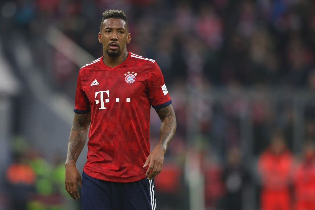 A promising display from Jerome Boateng. (Photo by Alexander Hassenstein/Bongarts/Getty Images)
