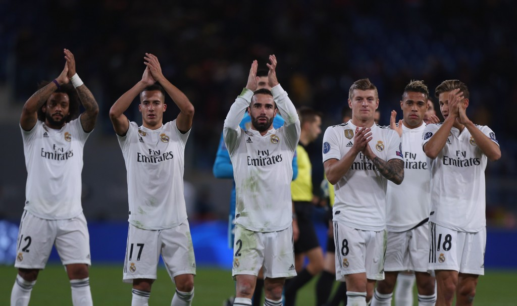 Will the upswing continue for Real Madrid? (Photo by Paolo Bruno/Real Madrid via Getty Images)