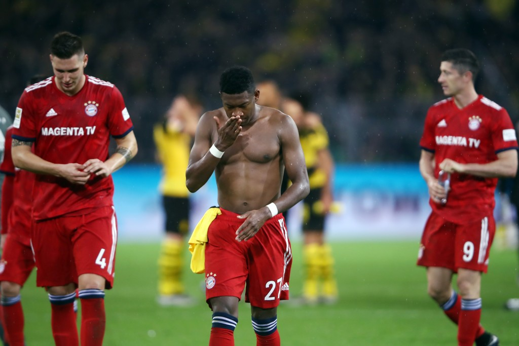 It has been a disastrous campaign for Bayern Munich. (Photo by Alex Grimm/Bongarts/Getty Images)