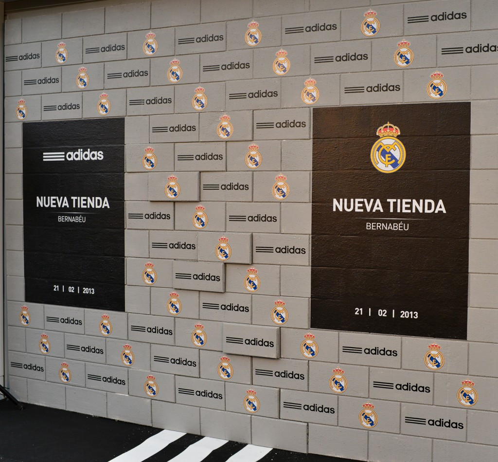 Real Madrid and Adidas have continued their partnership in record breaking fashion. (Photo by Carlos Alvarez/Getty Images)