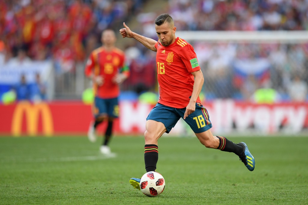 Can Alba cement his place in the Spain squad? (Photo by Matthias Hangst/Getty Images)