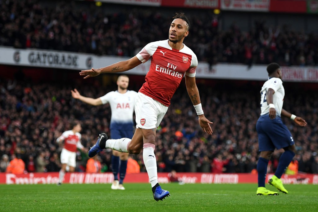 The new king of the North London Derby! (Photo courtesy: AFP/Getty)