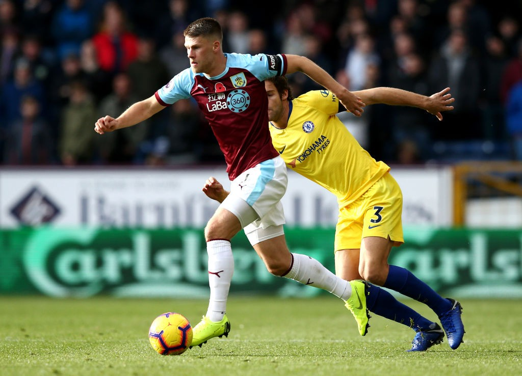 Gudmundsson is back for Burnley providing with a timely boost. (Photo courtesy: AFP/Getty)