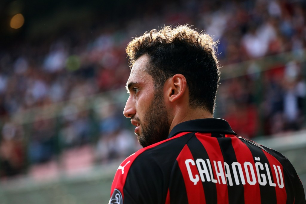 The key player for AC Milan. (Photo by Marco Luzzani/Getty Images)