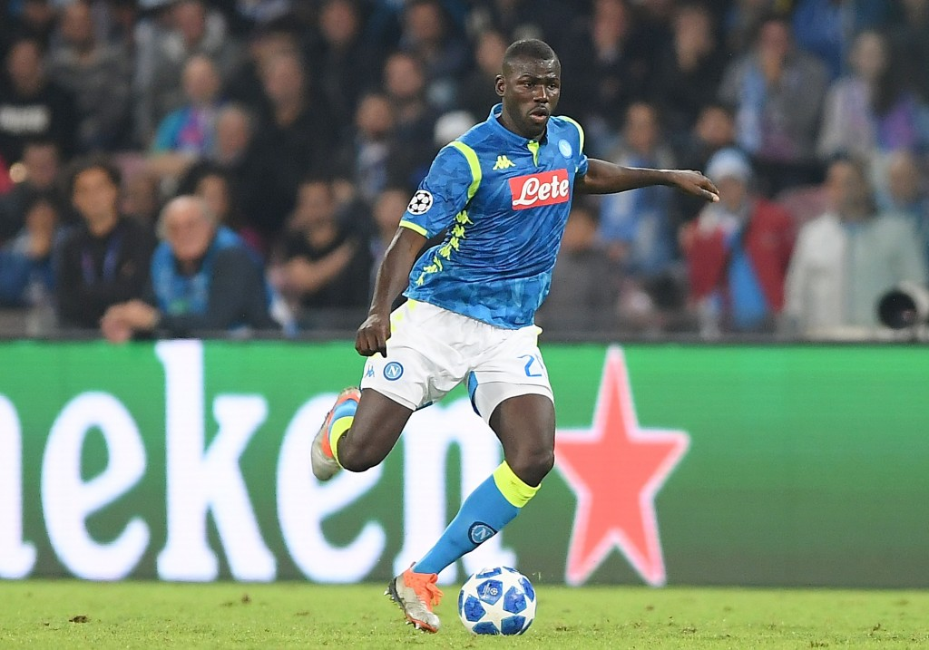 What does the future hold for Koulibaly? (Photo by Francesco Pecoraro/Getty Images)