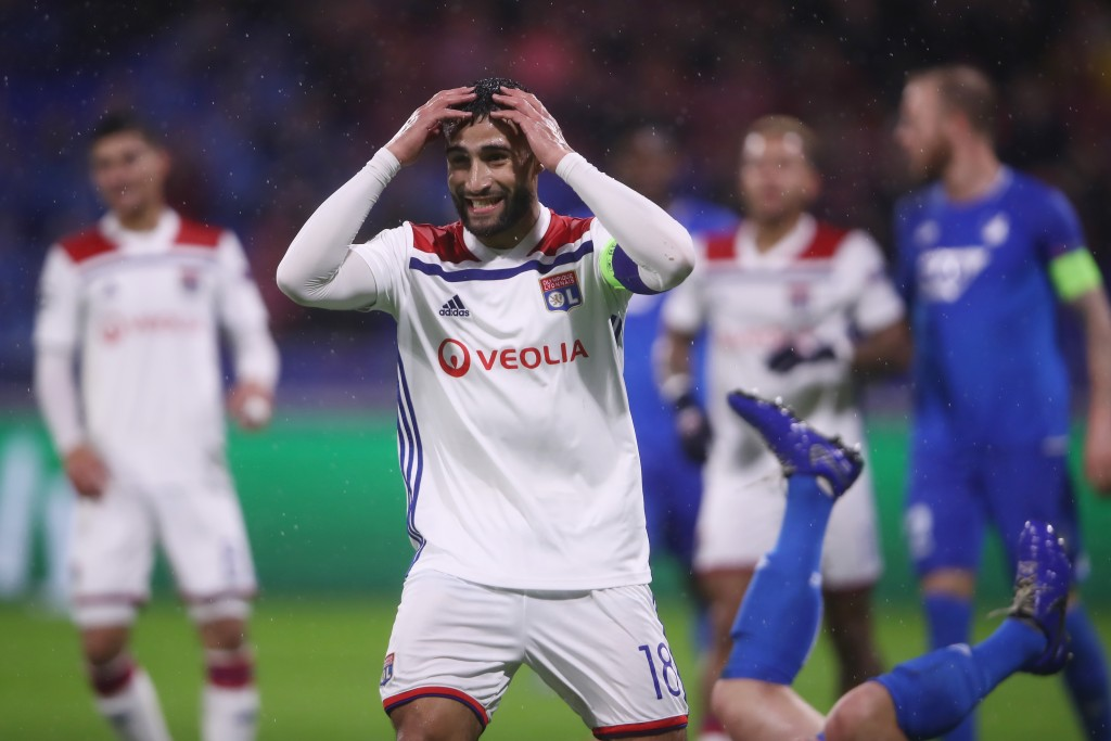 Chelsea interested in wrapping up Nabil Fekir deal in January