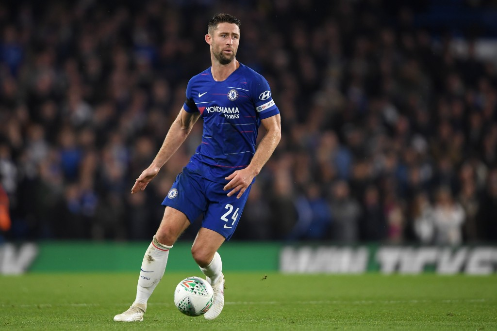 Emery ruled out a move for Cahill (Photo by Mike Hewitt/Getty Images)