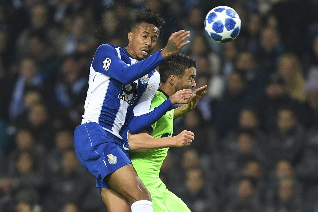 Could Eder Militao be set to move away from Porto already? (Picture Courtesy - AFP/Getty Images)