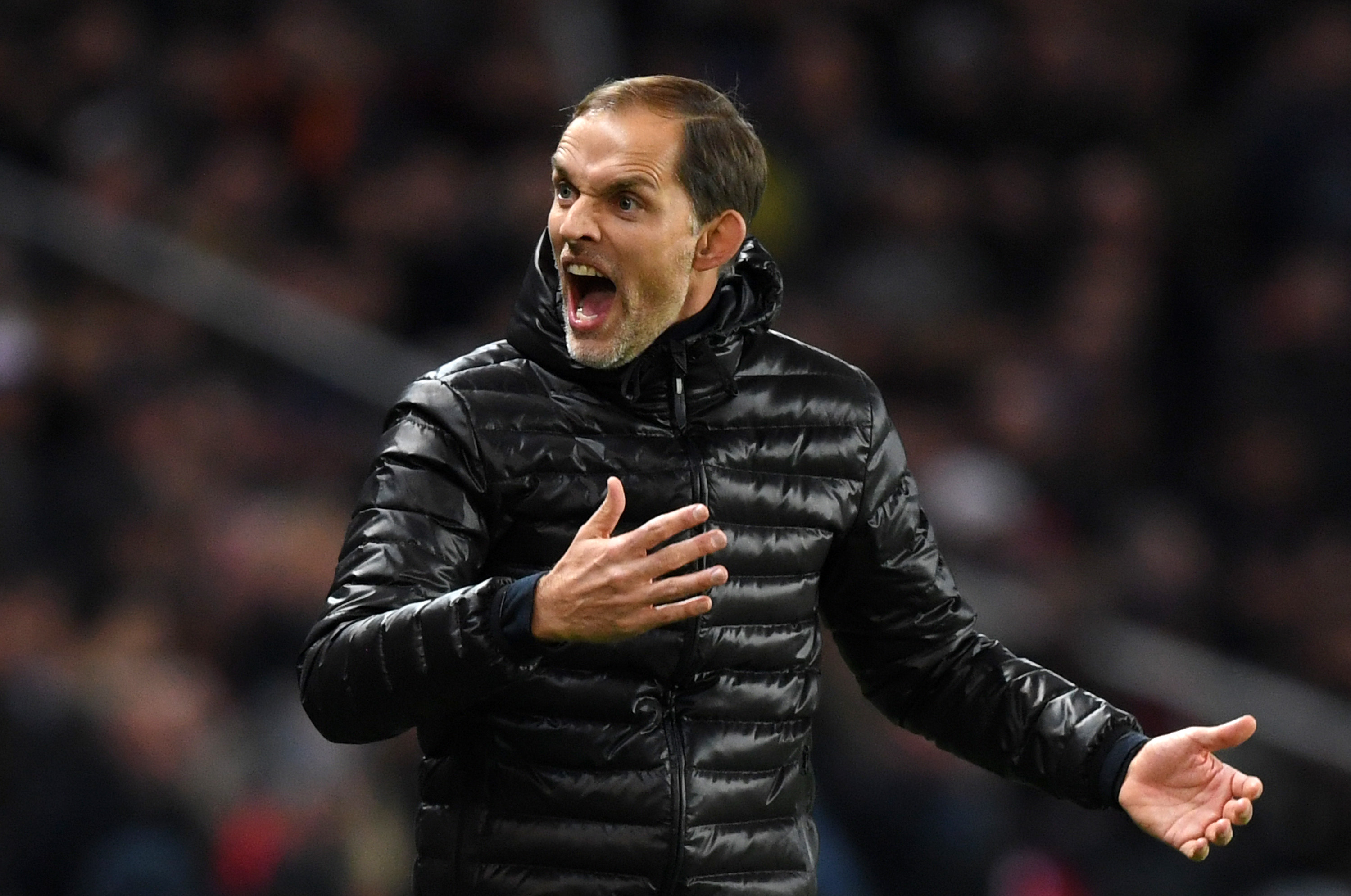 Should Kane join the Tuchel revolution at Chelsea? (Photo by Shaun Botterill/Getty Images)