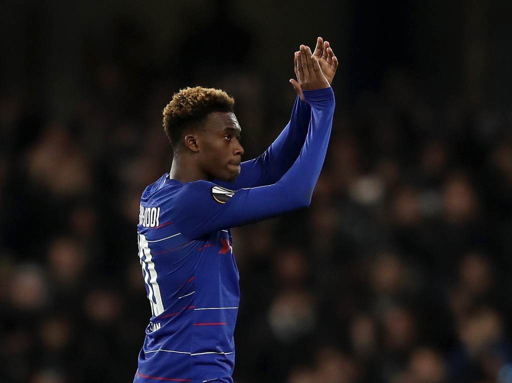 Another bright spark to leave Stamford Bridge? (Picture Courtesy - AFP/Getty Images)
